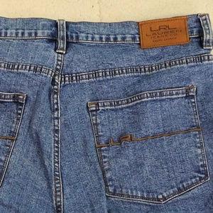 LRL Ralph Lauren Classic Straight Jeans SIze 14